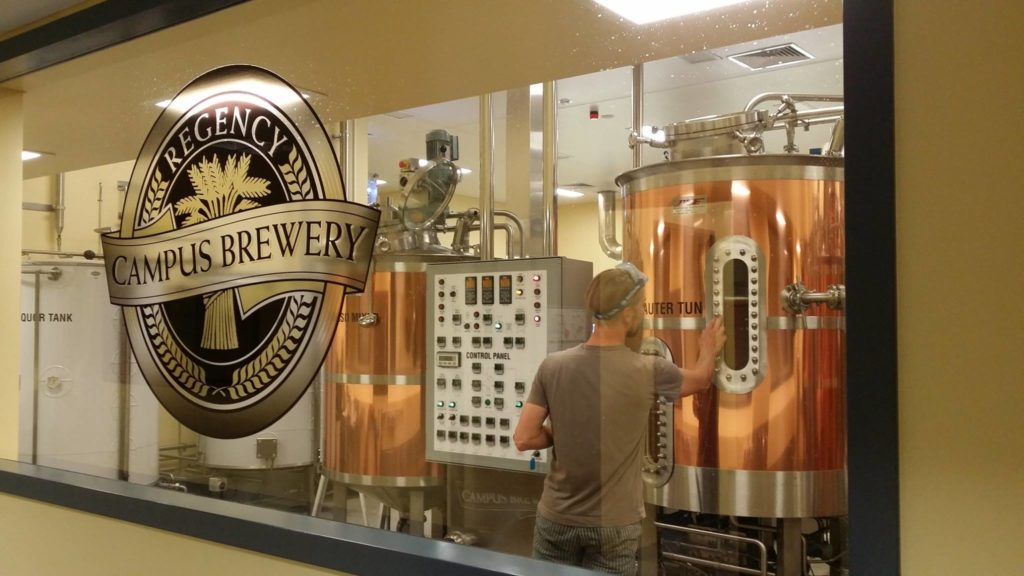 TAFE SA Regency Campus Brewery