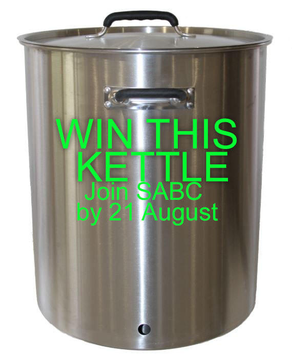 Win this 304 stainless kettle
