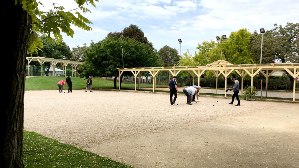 Prospect Petanque Club, Broadview